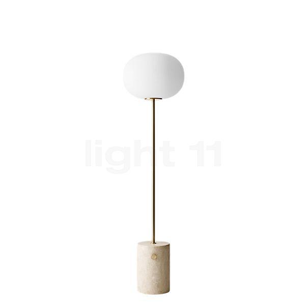 Menu JWDA, lámpara de pie