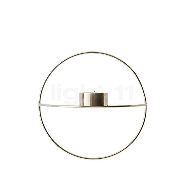 Menu POV Circle Kerzenhalter Tealight Small