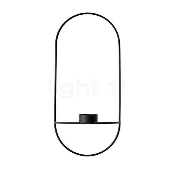 Menu POV Oval Kerzenhalter Tealight