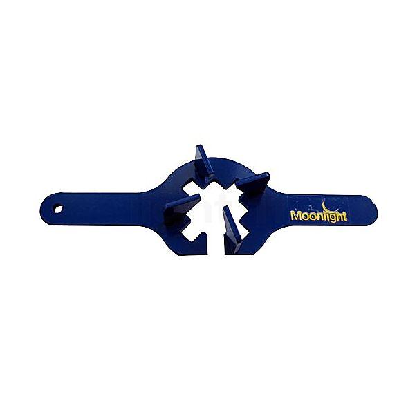 Moonlight Sleutel voor het openen van de Moonlight zwembadlampen