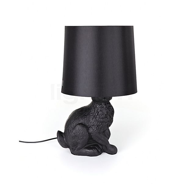 Moooi Rabbit Lamp in the 3D viewing mode for a closer look