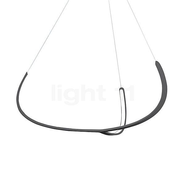 Nemo Alya Pendelleuchte LED mit Fernbedienung