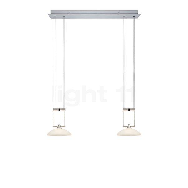 Oligo Ecolino Grande, lámpara de suspensión de 2 focos