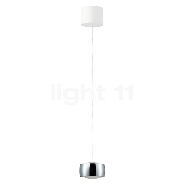 Oligo Grace Pendant Light with 1 lamp LED, with invisible height adjustment