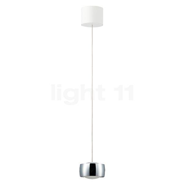 Oligo Grace Suspension 1 foyer LED, avec réglage en hauteur invisible