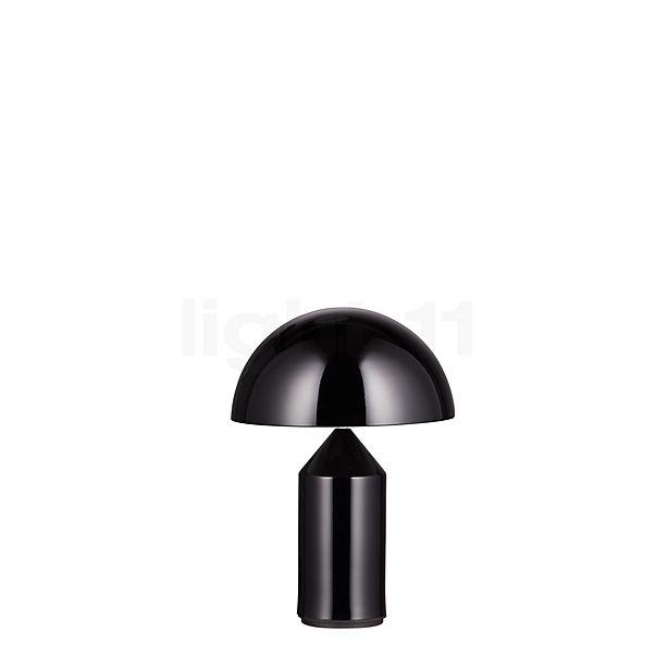 Oluce Atollo Lampe de table métal noir