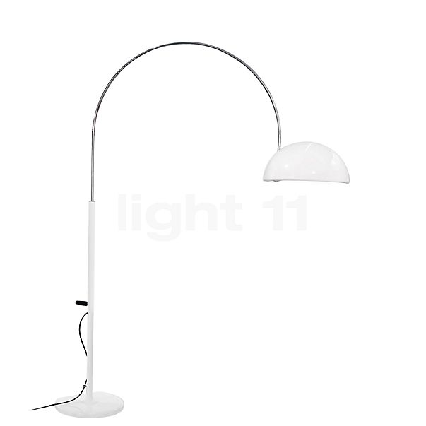 Oluce Coupé Arc Lamp