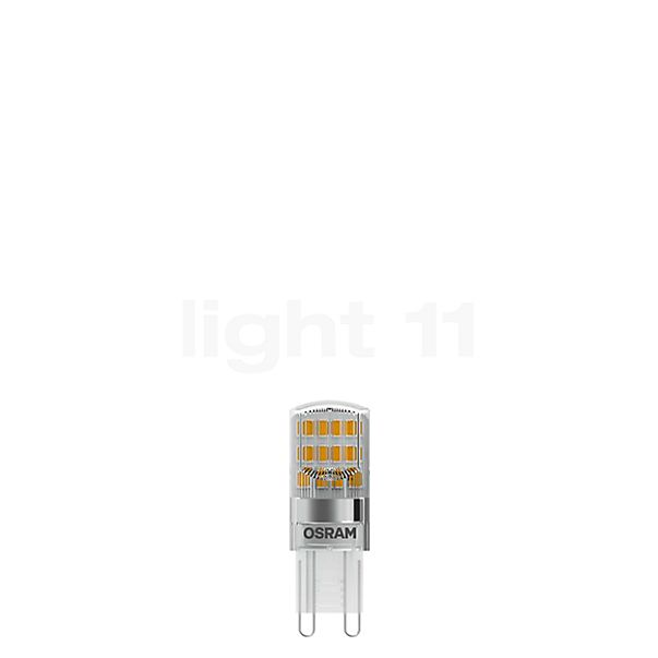 Osram PARATHOM® LED PIN G9 40 3.8 W/2700 K G9 CL