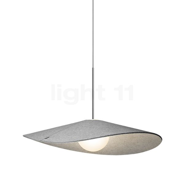 Pablo Designs Bola Felt Pendelleuchte LED