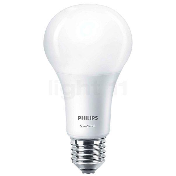Philips A67 14W/c 827/840, E27 SceneSwitch