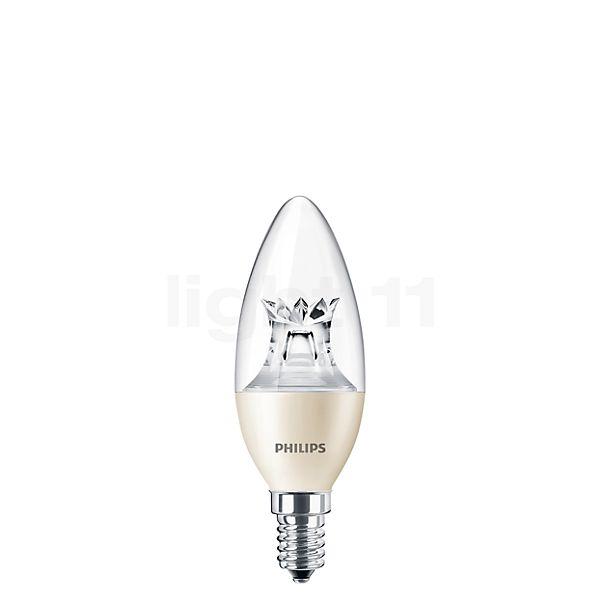 Philips C38-dim 4W/c 827, E14 WarmGlow
