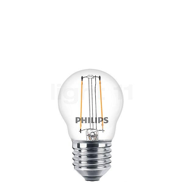 Philips D45 2W/c 827, E27 LEDClassic Filament