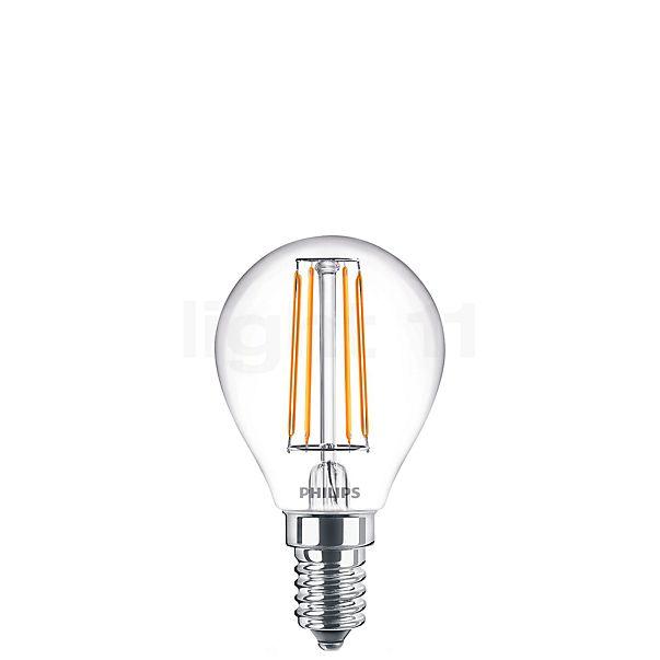 Philips D45 4W/c 827, E14 LEDClassic Filament
