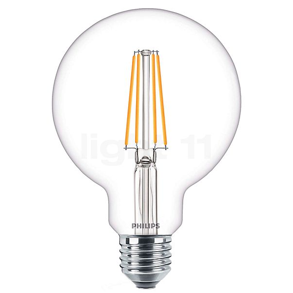 Philips G95 7W/c 827, E27 LEDClassic Filament