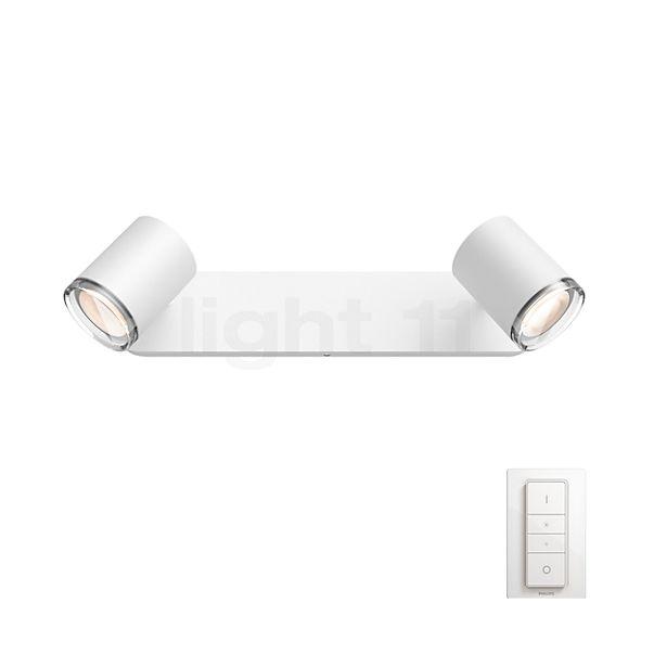 Philips Hue Adore Spot LED 2-flammig
