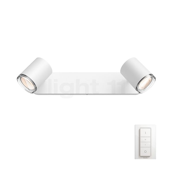 Philips Hue Adore Spot LED 2-lichts