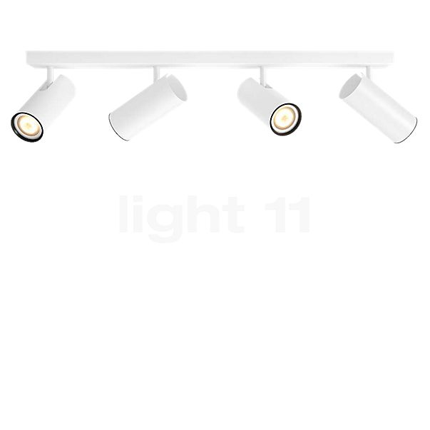 Philips Hue Buratto with 4 lamps