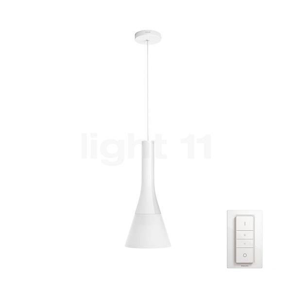 Philips Hue Explore Pendelleuchte LED inkl. Dim Switch