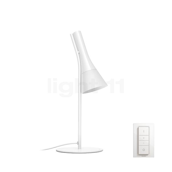 Philips Hue Explore Table Lamp LED incl. Dim Switch