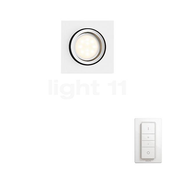 Philips Hue Milliskin, foco empotrado regulable LED