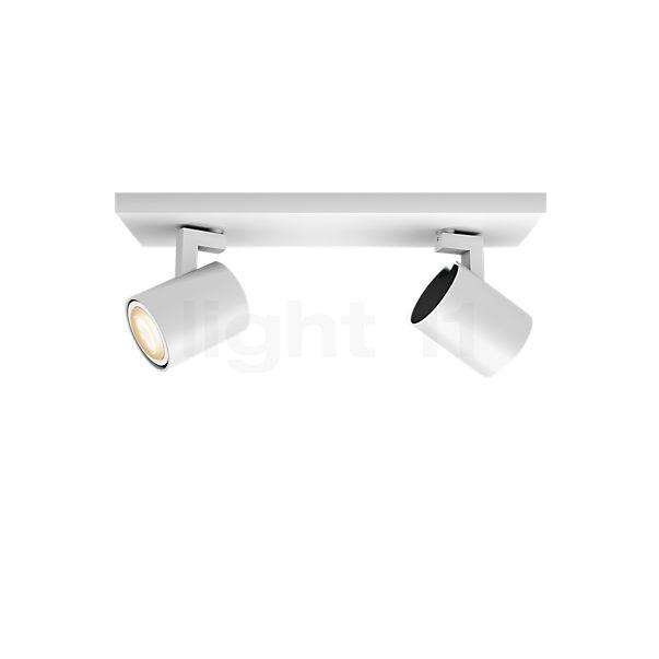 Philips Hue Runner Decken-/Wandleuchte 2-flammig LED