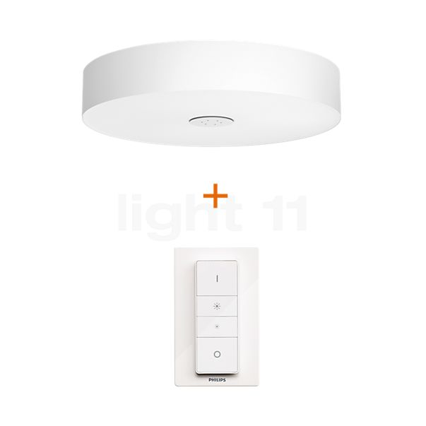 Philips Hue White Ambiance Fair Plafondlamp
