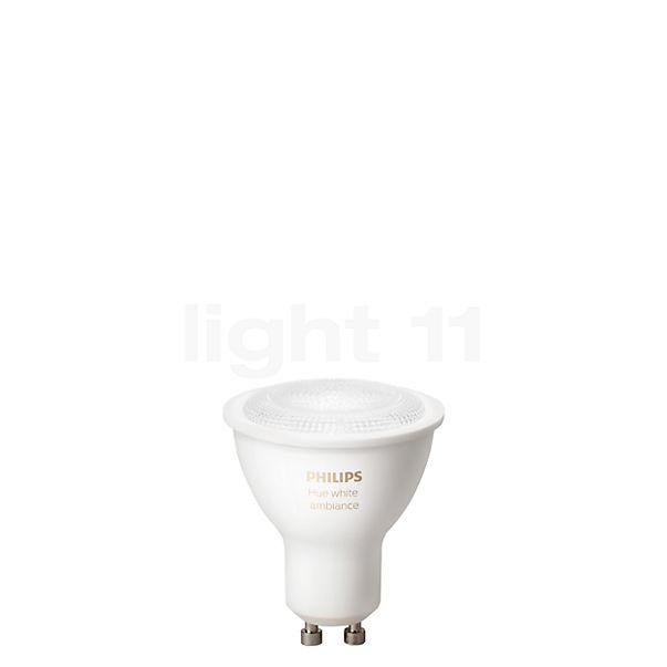 Philips Hue White Ambiance GU10 Einzelpack