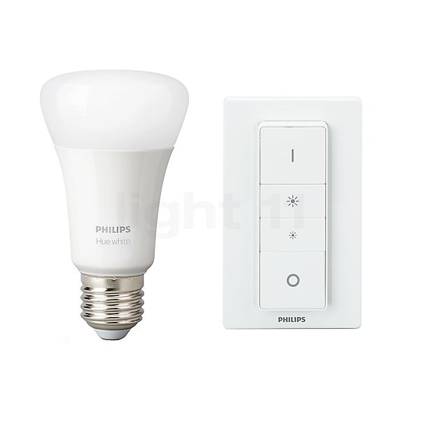 Philips Hue White E27 Wireless Dimming Kit