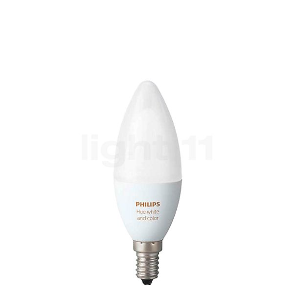 Philips Hue White and Color Ambiance E14 Erweiterung