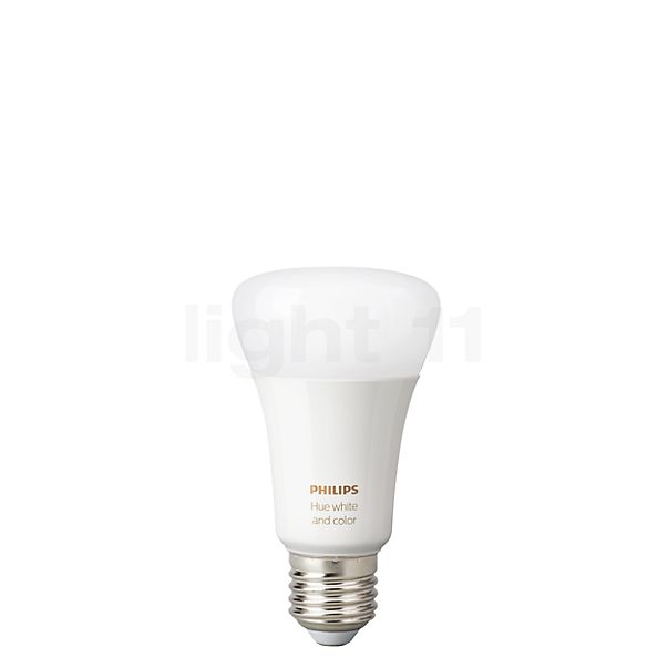 Philips Hue White and Color Ambiance E27 9,5W ampliación