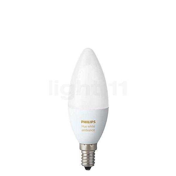 Philips hue White Ambiance E14 Erweiterung