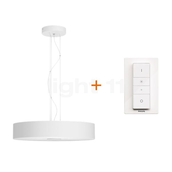 Philips hue White Ambiance Fair Pendelleuchte