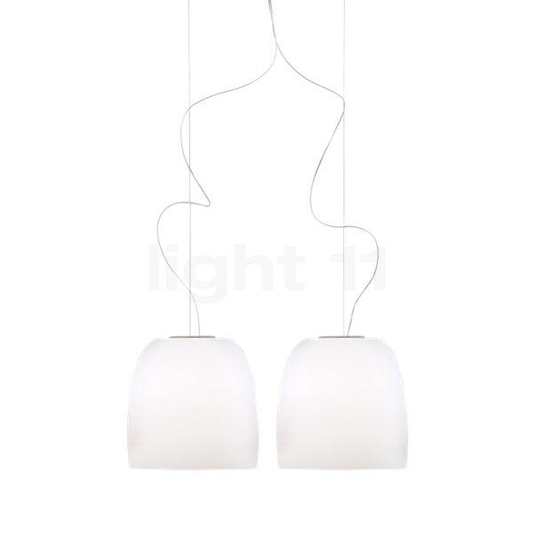 Prandina Notte S55 LED en vidrio
