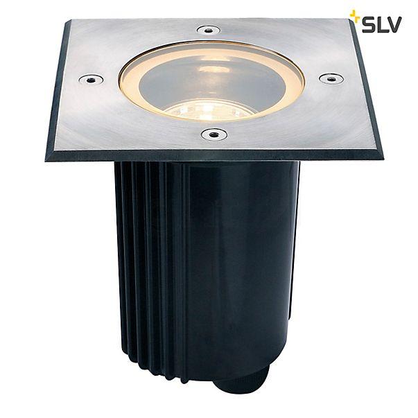 SLV Dasar 115 Adjust Gulvindbygningslampe Gu5,3