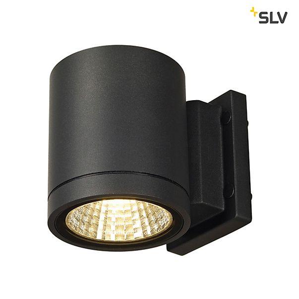 SLV Enola C Out Up Wall light LED