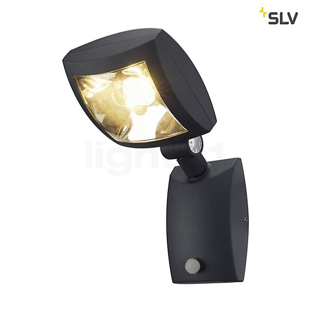 SLV Mervaled Wall light with motion detector