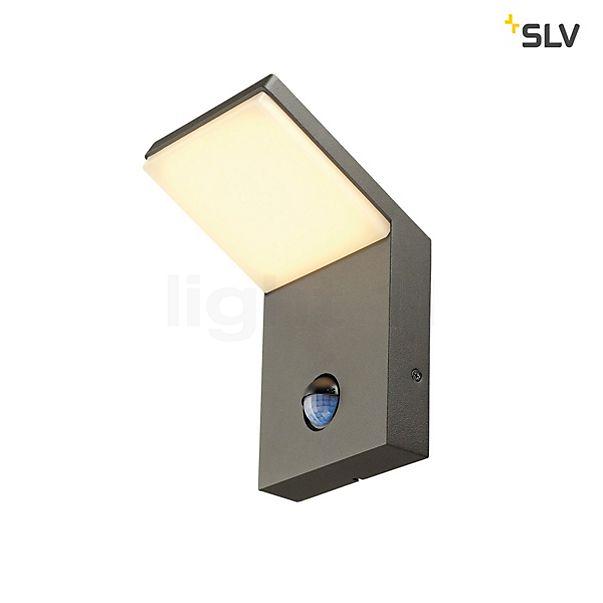 SLV Ordi Applique murale LED avec détecteur de mouvements