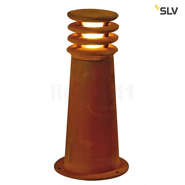 SLV Rusty Pullertlampe LED