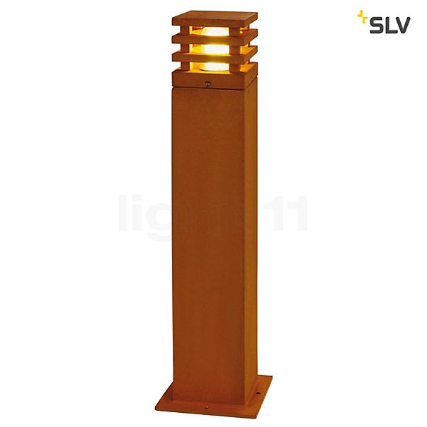 SLV Rusty Square Pullertlampe LED