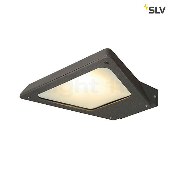 SLV Trapecco down Wandleuchte LED