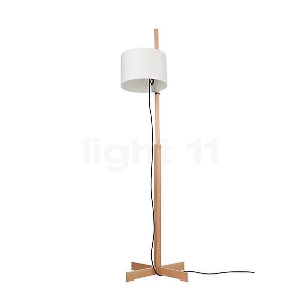 Santa & Cole TMM, lámpara de pie - descubra cada detalle con la vista en 3D