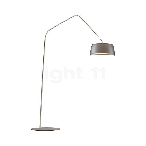 Serien Lighting Central Bogenleuchte LED mit Drehdimmer