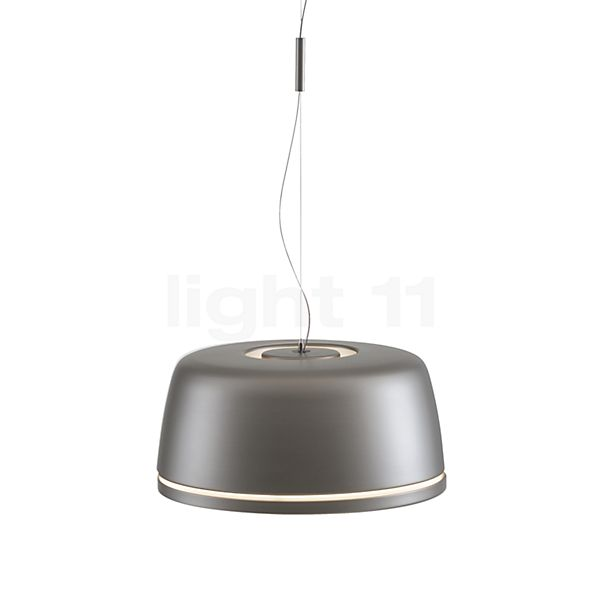 Serien Lighting Central, lámpara de suspensión LED con regulador giratorio