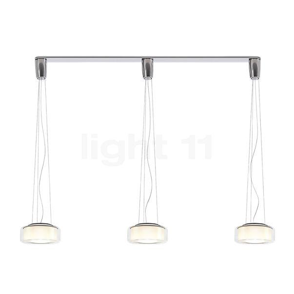 Serien Lighting Curling M Pendelleuchte 3-flammig LED