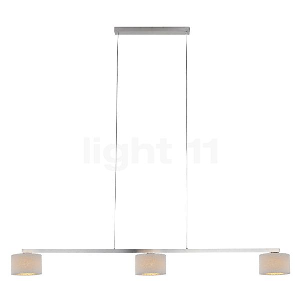 Serien Lighting Reef Bar Pendelleuchte 3-flammig