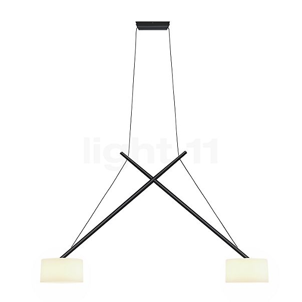 Serien Lighting Twin Pendelleuchte LED