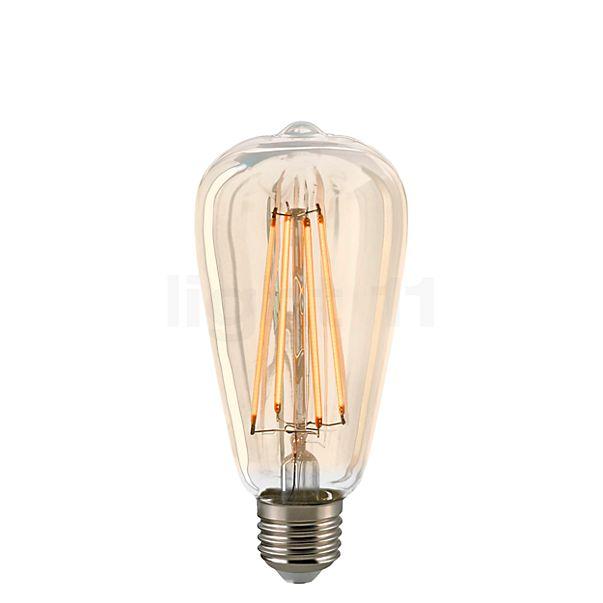Sigor CO64-dim 4,5W/gd 824, E27 Filament LED