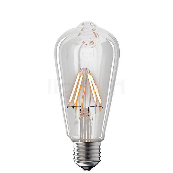 Sigor CO64-dim 6W/c 827, E27 Filament LED
