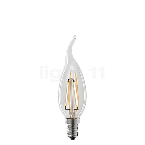Sigor CW35-dim 4W/c 827, E14 Filament LED