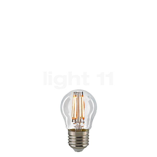 Sigor D45-dim 4W/c 827, E27 Filament LED